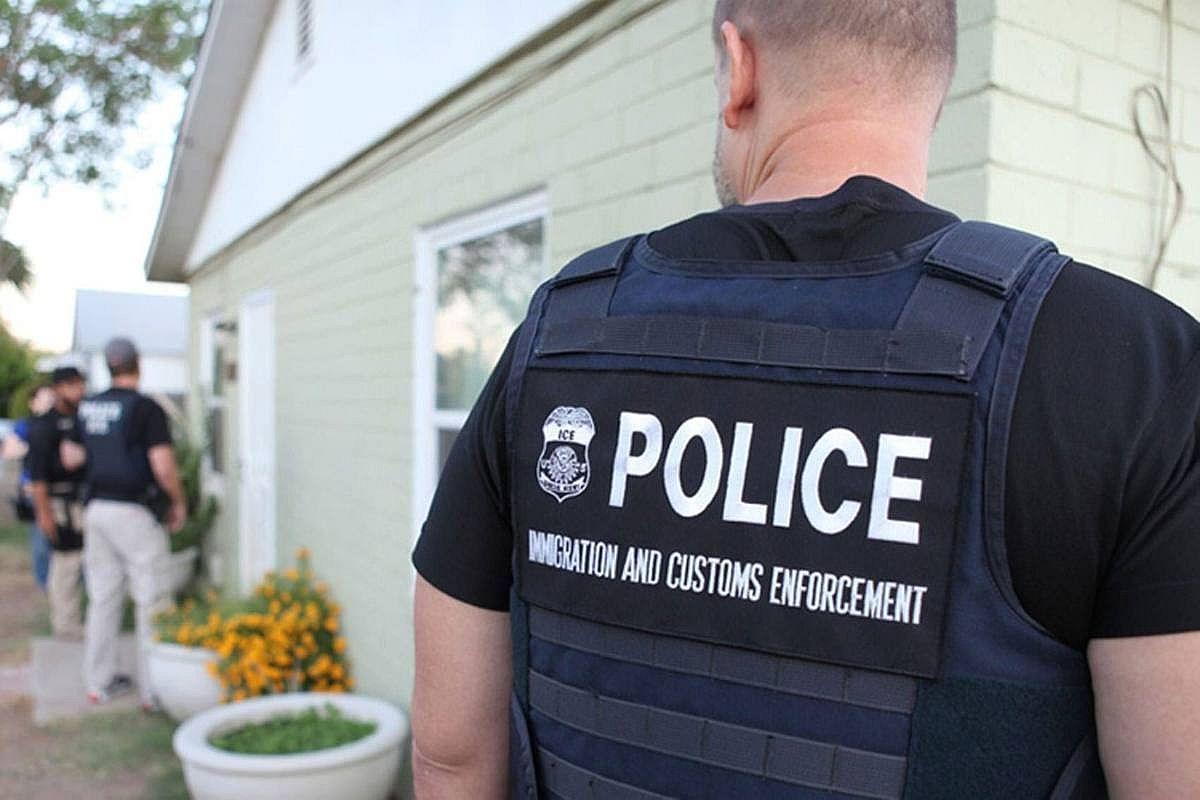 Falso: Información del Servicio de Inmigración y Control de Aduanas para denunciar chavistas en los EE.UU.