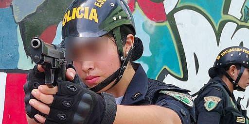 Falso: ¿policía peruana asesina a joven venezolano por vender café en cuarentena?